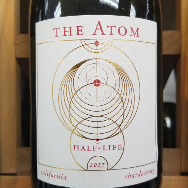 The Atom Chardonnay (Better than Kendall Jackson)
