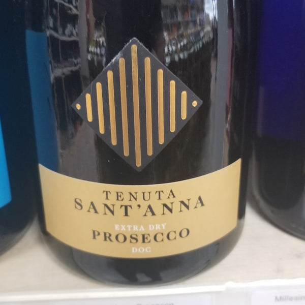 Sant'Anna Prosecco Extra Dry 750ml (Customer Favorite)
