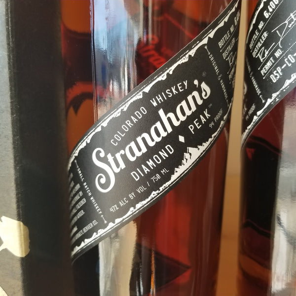 Stranahan's Diamond Peak Single Malt Whiskey 750ml