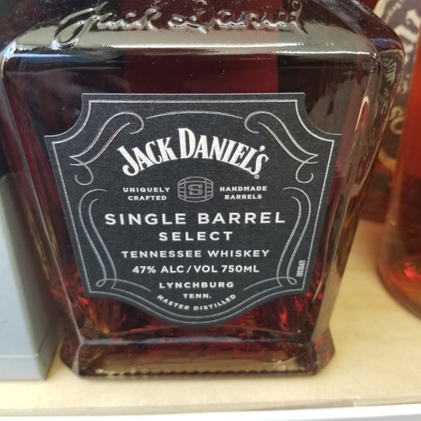 Jack Daniels Single Barrel 375