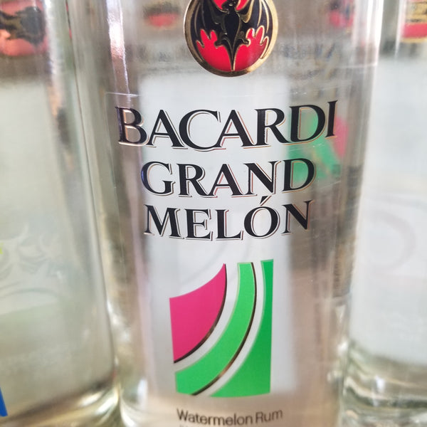 Bacardi Grand Melon Rum 375ml