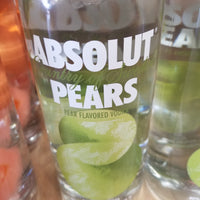 Absolut Pear Vodka 1.0L