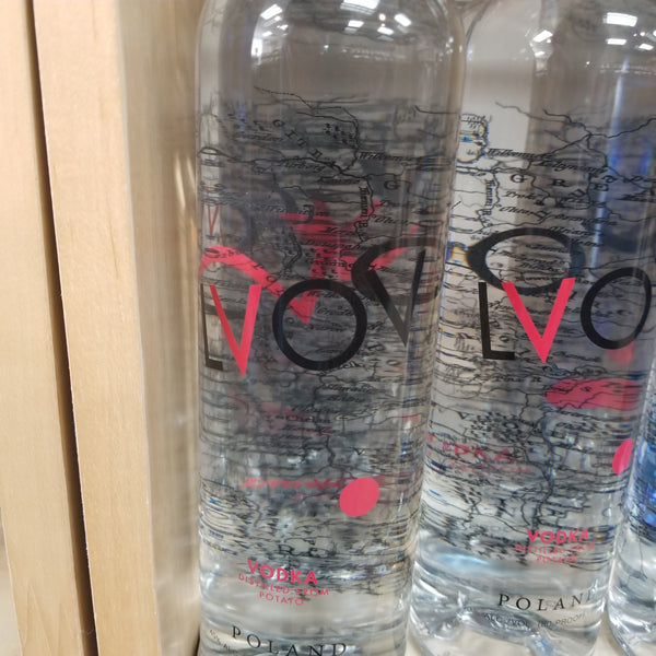 Lvov Potato Vodka-1L
