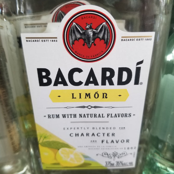 Bacardi Limon Rum 375ml