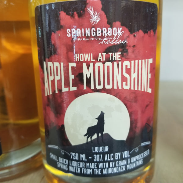 Springbrook Apple Moonshine