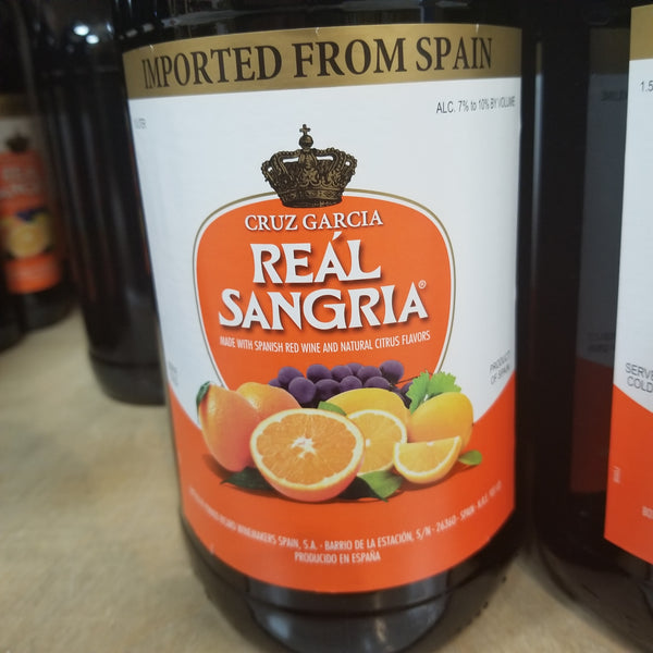 Real Sangria 187Ml