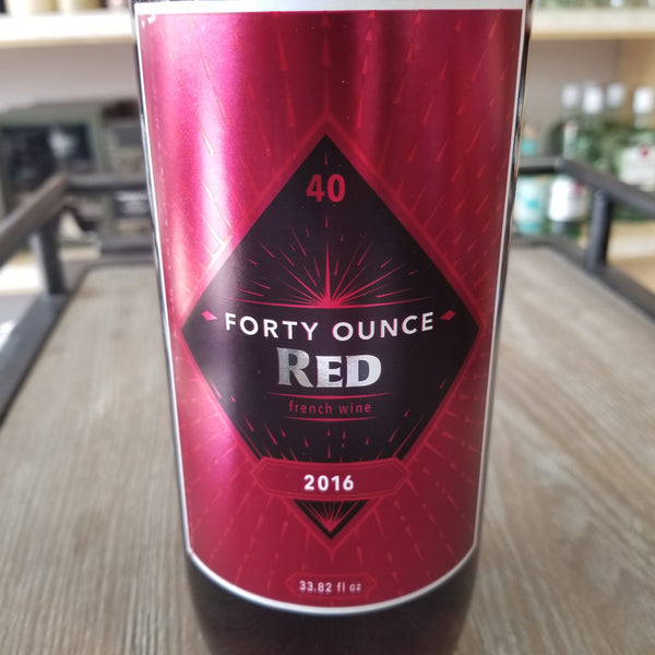 Forty Ounce Red 1.0L (Value Alert)