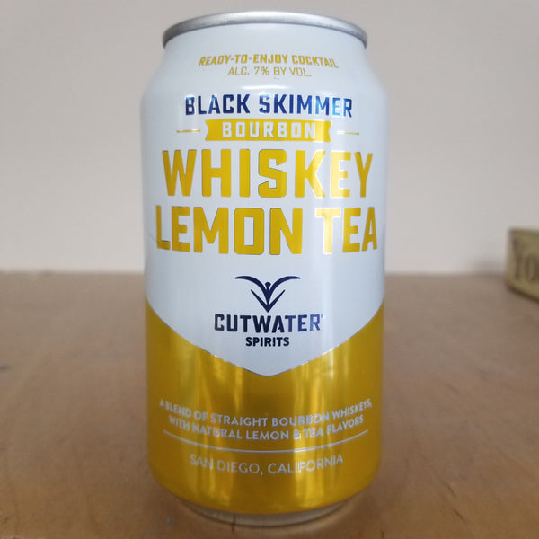 Cutwater Whiskey Lemon Tea