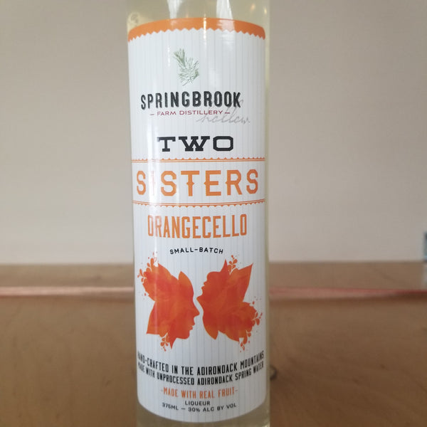 Two Sisters Orangecello 375ml