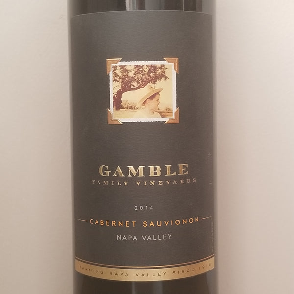 Gamble Family Cabernet Sauvignon 750ml