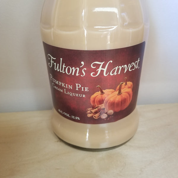 Fultons Harvest Pumpkin Cream 750ml