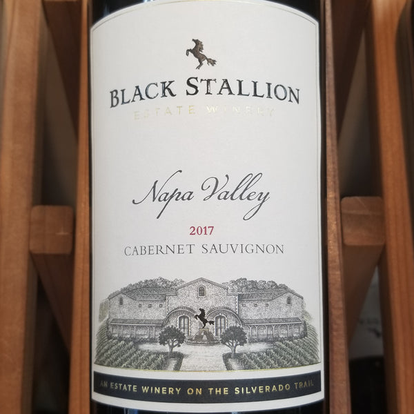 Black Stallion Cabernet Sauvignon 750ml