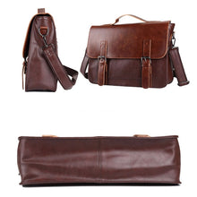 Load image into Gallery viewer, Dakota Leather Exclusive Briefcase