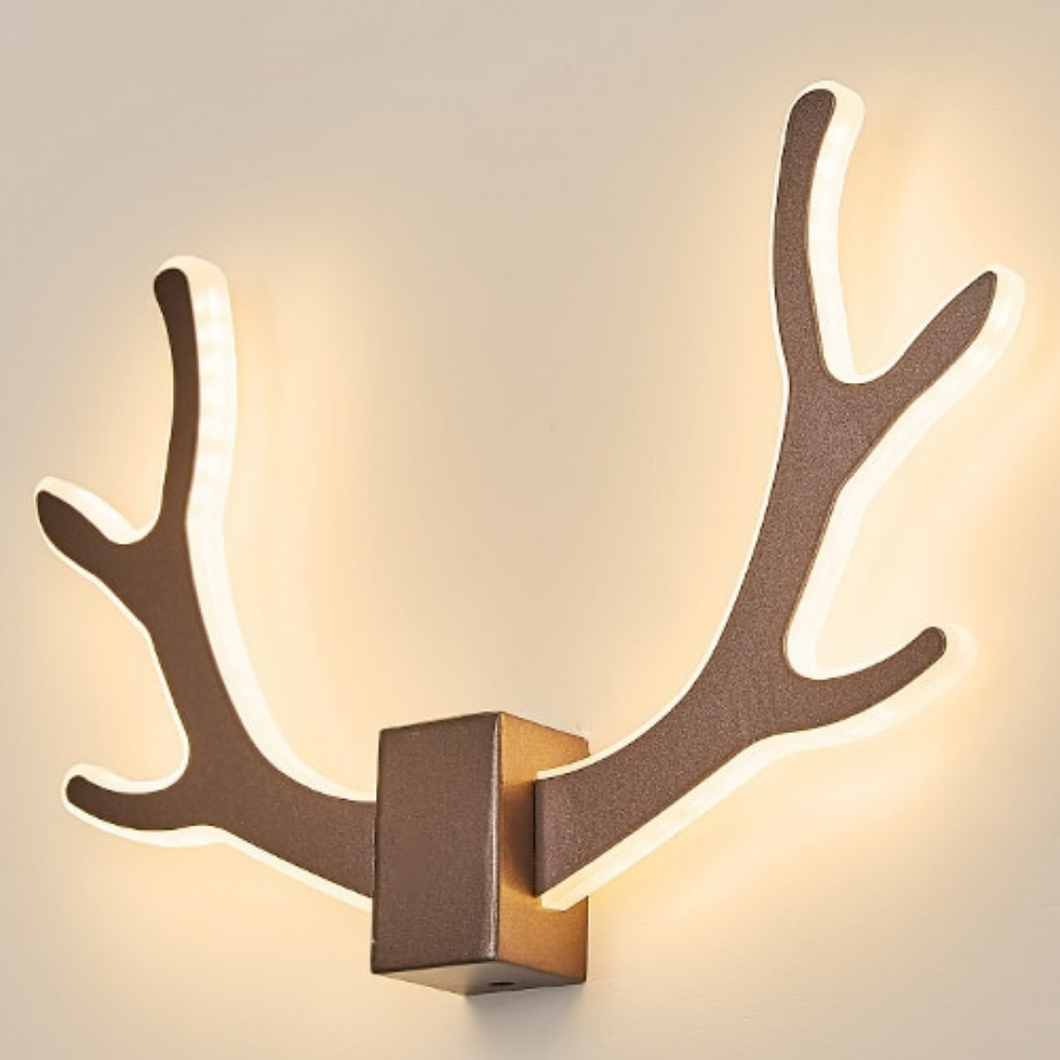 Deer Wall Light