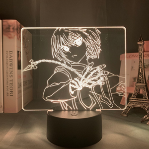Kurapika Chain Night Light