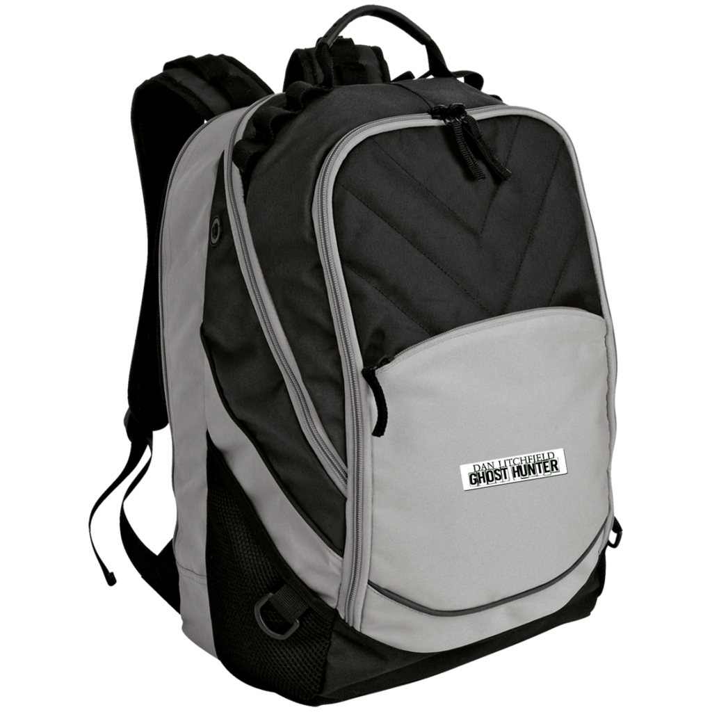 Dan Litchfield Ghost Hunter Laptop Computer Backpack - Spooked Clothing