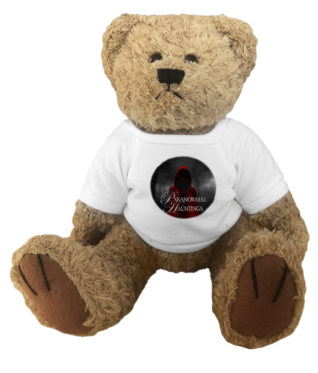 Paranormal Hauntings Teddy Bear - Spooked Clothing