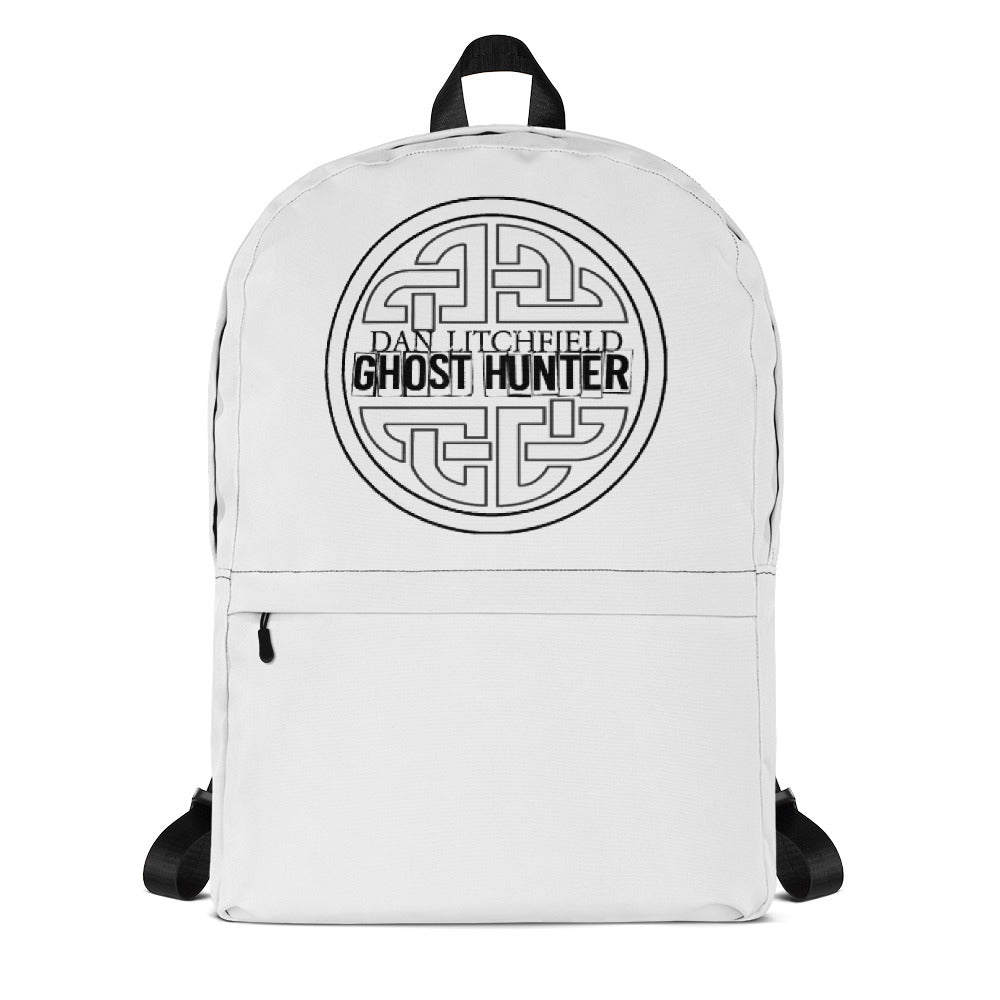 Dan Litchfield Ghost Hunter Backpack - Spooked Clothing