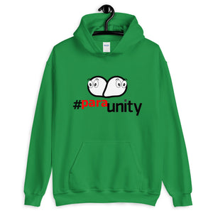 Spooked #Para Unity Unisex Hoodie - Spooked Clothing