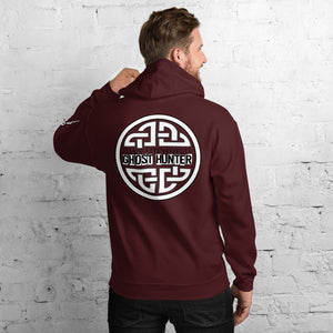 Dan Litchfield Ghost Hunter Celtic Knot Unisex Hoodie - Spooked Clothing