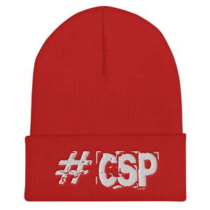 #CSP Cuffed Beanie - Spooked Clothing