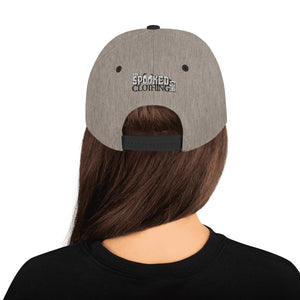 Science Beyond The Grave Snapback Hat - Spooked Clothing
