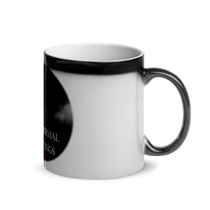 Paranormal Hauntings Glossy Magic Mug - Spooked Clothing