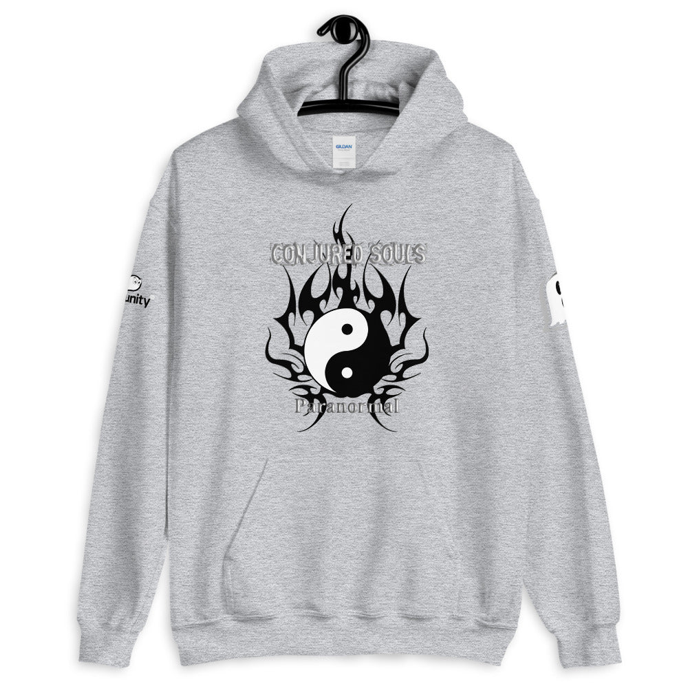 #CSP Tribal Ying Yang Unisex Hoodie - Spooked Clothing