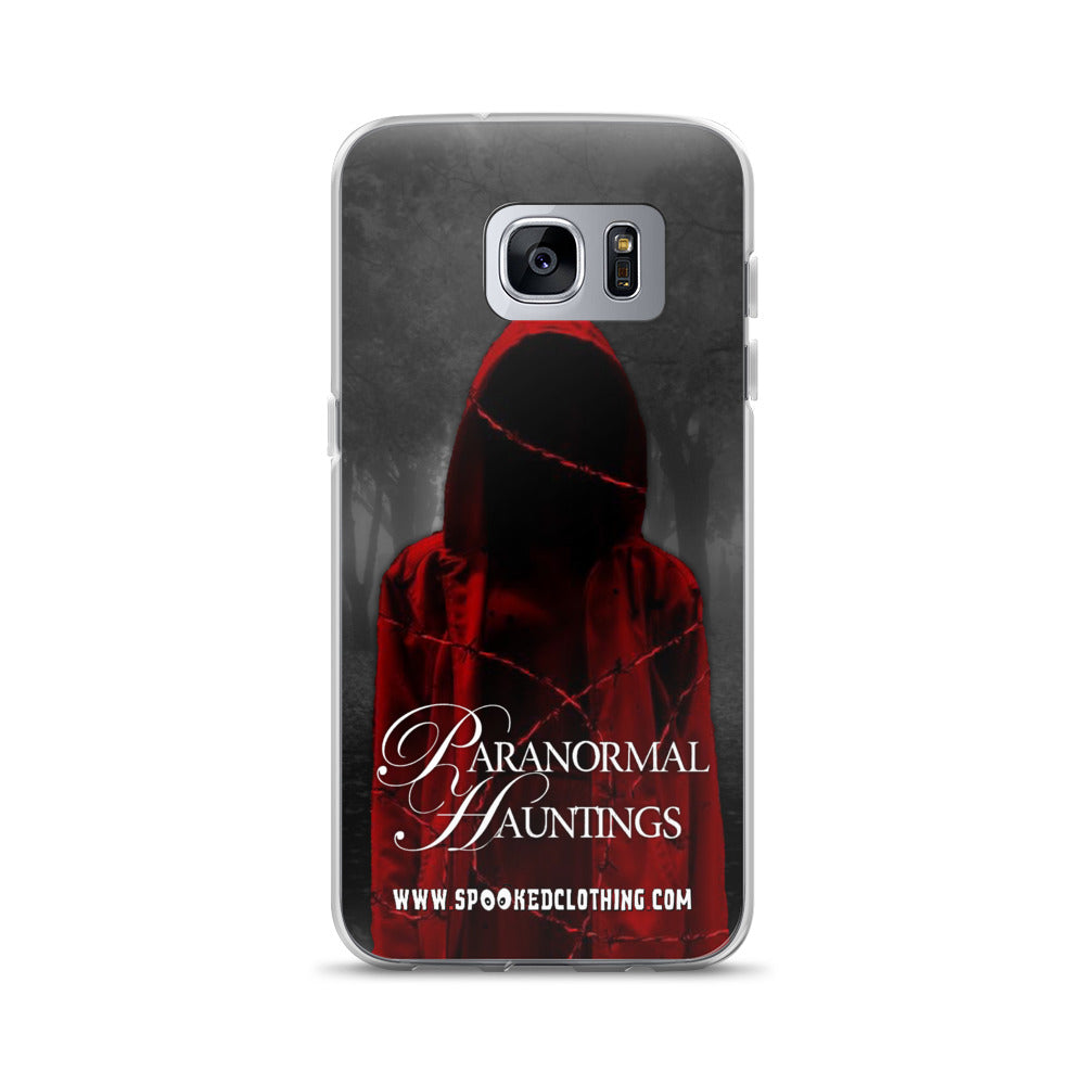Paranormal Hauntings Samsung Case - Spooked Clothing