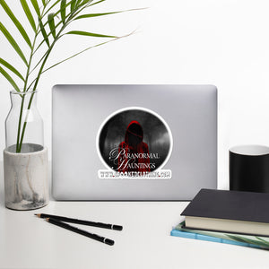 Paranormal Hauntings Bubble-free stickers - Spooked Clothing