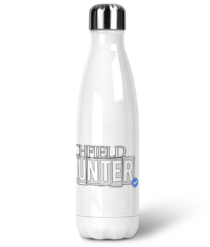 Dan Litchfield Ghost Hunter Premium Stainless Steel Water Bottle - Spooked Clothing