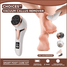 Load image into Gallery viewer, CHOICE™ Vacuum Callus Remover