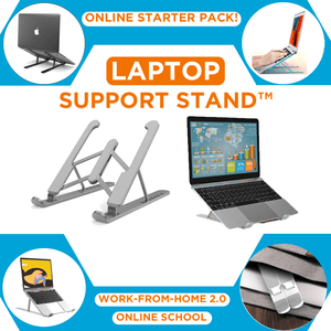 Laptop Support Stand™