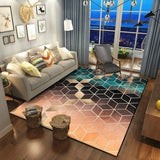 Table Rug Mat for Living Room Bedroom