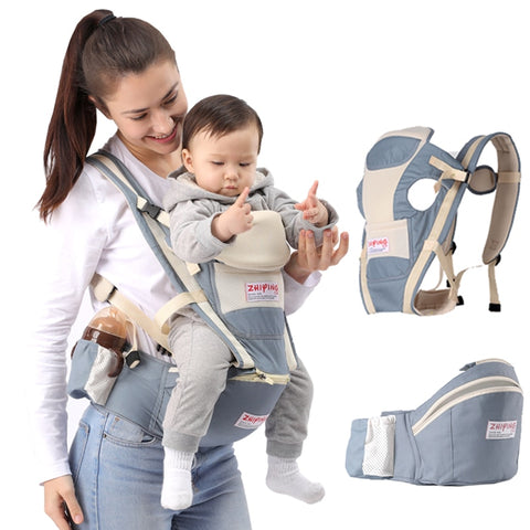 Ergonomic Baby Carrier Backpack Wrap Carrier For Baby