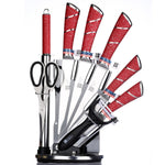 Shipping Now 8 in 1 Kitchen Knives Chefs Knife