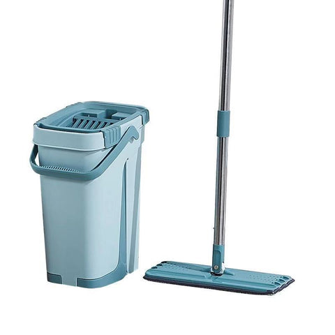 Magic Automatic Spin Mop With Bucket Avoid Hand Washing