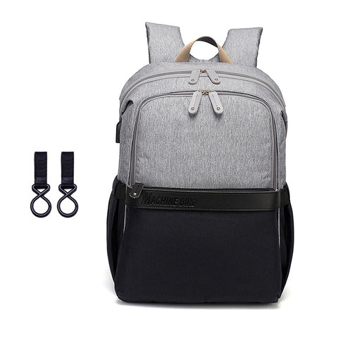Travel Nursing Backpacks for Mom Multifunction Stroller Bags
