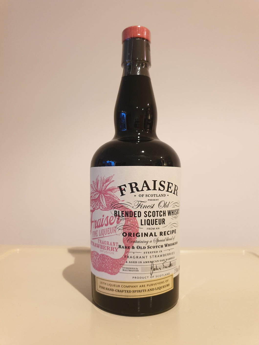 Frasier Strawberry Whisky Liqueur 70cl