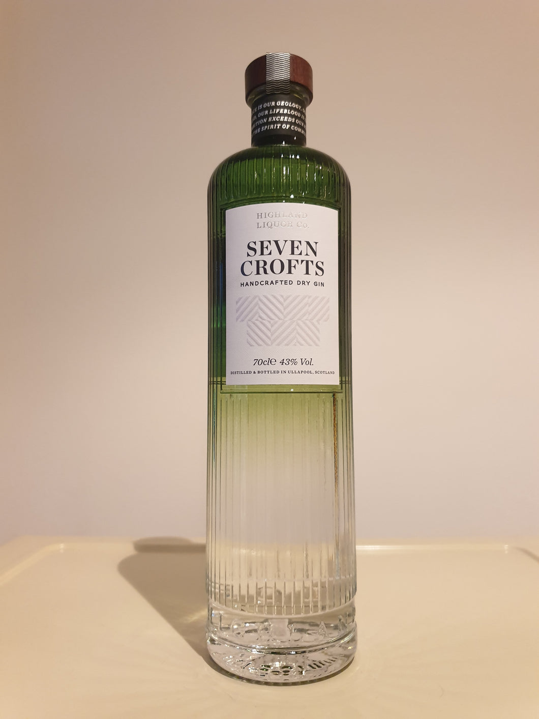 Seven Crofts Gin 70cl