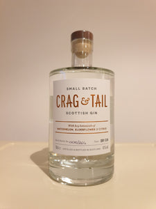 Crag and Tail Gin 70cl