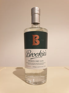 Brookies Byron Dry Gin 70cl