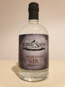 Solway Spirits Gingerlicious Gin 70cl