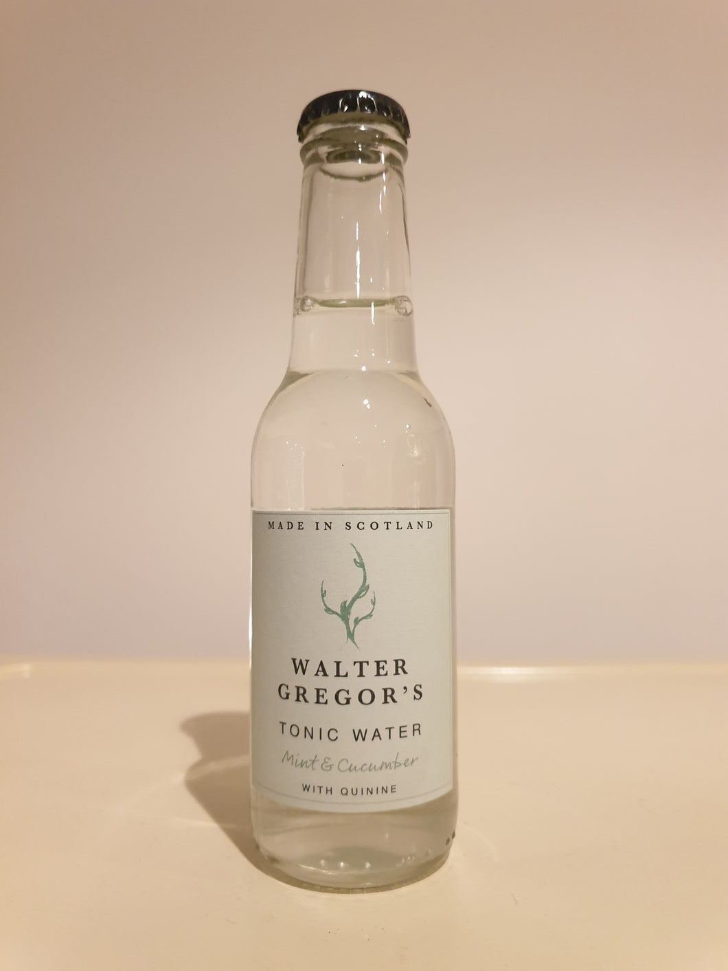 Walter Gregor Mint and Cucumber Tonic 200ml