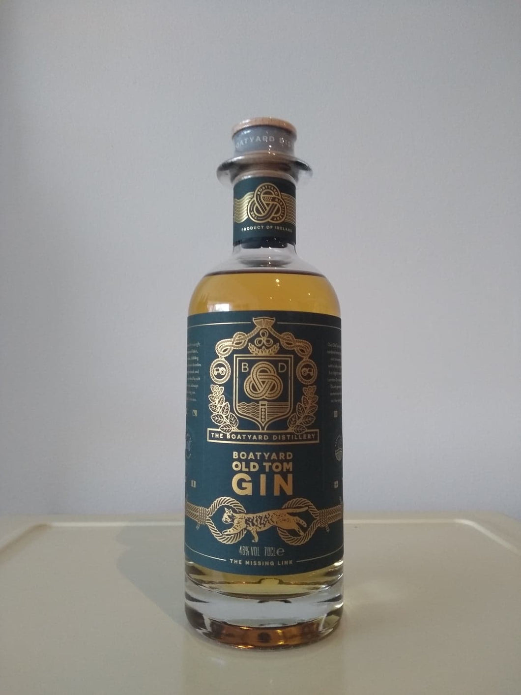 Boatyard Old Tom Gin 70cl