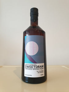Sweetdram Smoked Spiced Rum 70cl