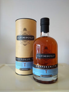 Clydebuilt Coppersmith Blended Malt 70cl