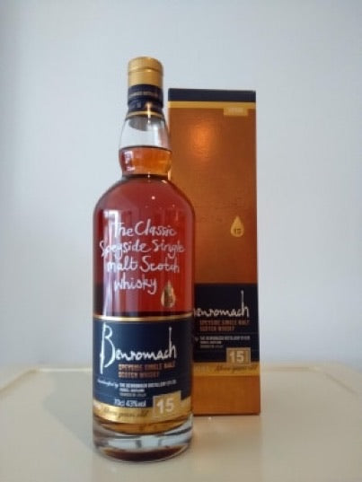 Benromach 15 70cl
