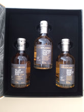 Load image into Gallery viewer, Bruichladdich Barley Explorer Gift Pack 3x20cl
