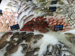 Fish Counter - Supermarket in Doha II